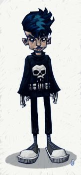 Lil Punisher(color) by Axel13-Gallery