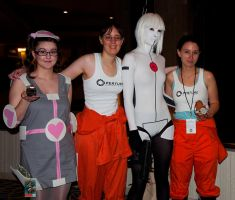 long over due momocon shots 2 by SeiakuCosplay