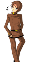 Humanized BARREL by Mintay-chan