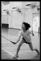 Badminton. by k-leb-k