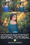 Outdoor RAW Portrait Editing in Photoshop by Andrei-Oprinca