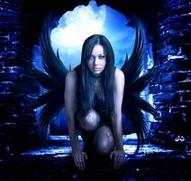 Dark Angel by Kermena-Designs