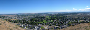 The Views: South Badger E. by clindhartsen