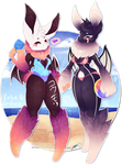 Day at the beach! by MATicDesignS
