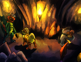 Mission 5 Epilogue by CyndersAlmondEyes