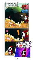 Yoshi's ride - Page 1 by Jebey