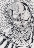FACE OF VENOM by Capocyan-Arvin
