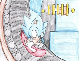 Sonic 3 + Knuckles : Death Egg Zone by JetStriker96