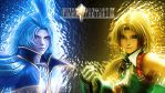 Zidane and Kuja Sig by Darfreeze