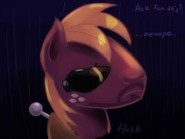 Eenope, didn't ask for this by hushnowquietnow