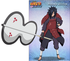 Uchiha Madara by Apostoll