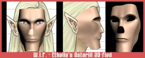WIP-Ethelle's Astariil by BrotherOfMySister