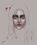 WIP Portrait (available for collab) by KaueDalcin