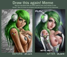 Draw this again! (1) by Junica-Hots