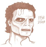 Michael Jackson - Thriller by Killerbee-Kreations