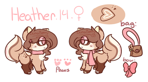 Heather :ref: by Bunaberry