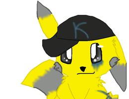 ++P.C++ Karl the Pikachu by buizelfight