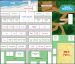 Serenity Village Map by lil-mikoto