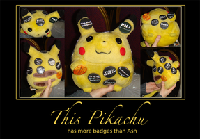 This Pikachu... by kalistina