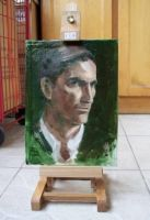Person of Interest 2012 10 05  JIM CAVIEZEL by appleFei