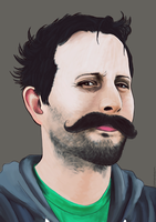 Geoff Ramsey by Lintu79