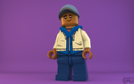 LEGO Doctor Who - Rigsy by Concore