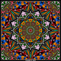 May Mandala by fraxialmadness3