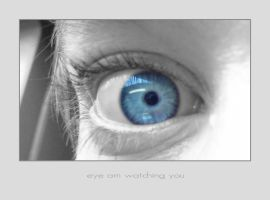 eye am watching you by raumzeit