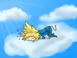 Cloud on clouds by lady-yuna7