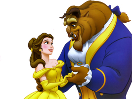 Beauty And The Beast icon by SlamItIcon