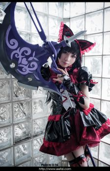 Rory Mercury Gate Cosplay 22 by eefai