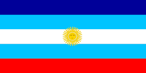 Patagonian Flag: RDNA-verse by mdc01957