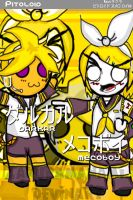 Darkar y Mecoboy Vocaloid O2 by Thoxiic-Editions