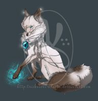 Adopt Auction: Ice Queen OPEN by Tricksters-Adopts