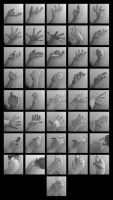 Chubby Hand Reference by hadthestrangestdream