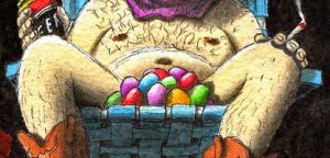 Uncle Larry's Eggs by Keith-McGuckin