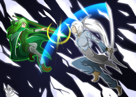 Worlds Collide by Lightning-in-my-Hand