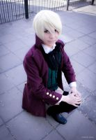 Alois Trancy - 01 by DamianNada