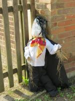 harry potter ,scarecrow, by Sceptre63