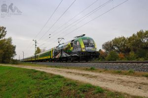 470 504 '140 e'ves a Gysev' near Gyor on 2012 by morpheus880223
