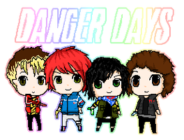 da fab killjoys by scary-bear