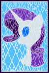 Minimal Mosaic: Rarity by flamevulture17