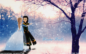 Winter Waltz by LunarStarwhisper