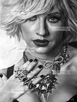 xtina bionic picture version by aramismarron