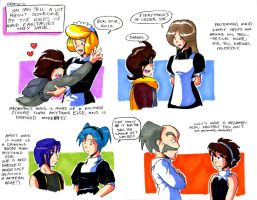 Maid Fantasies and You by General-RADIX