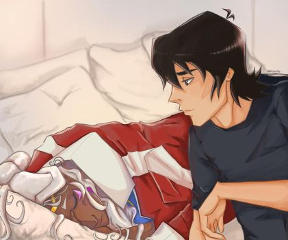 Voltron - I Really Don't Know Love At All by Neptune47