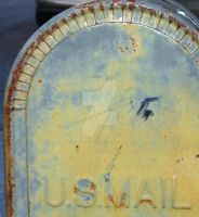 U.S. Mail Box 1955, Macro by Rangerbaldwin