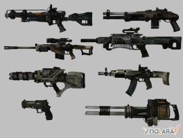 SGLRT_Weapons by RazKurdt