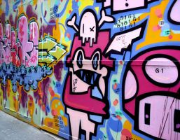 Street Art lV by alice-anesthetic
