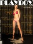 Cover Commission Playboy 3D n2 by Ecathe